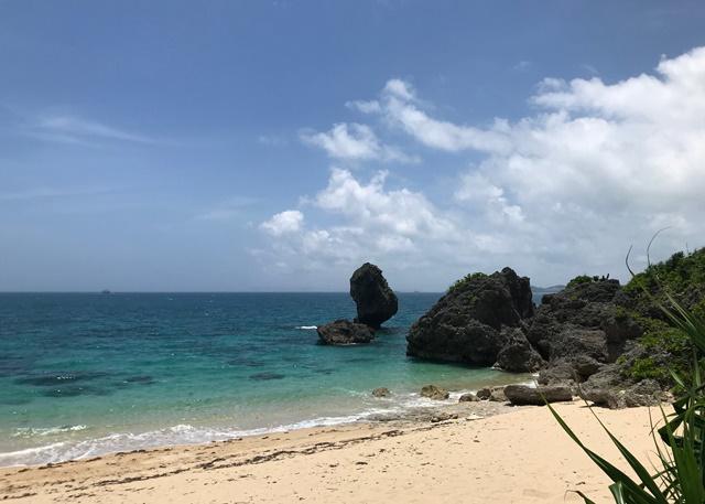 沖縄の気候と自然の特徴は?位置と形が意外!1