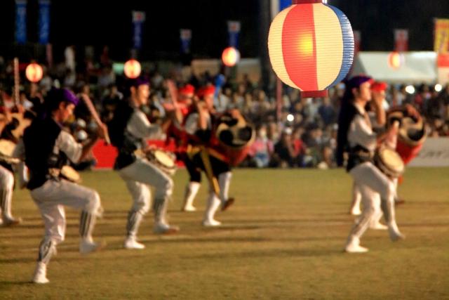 エイサーとは?沖縄の祭りの【衣装-太鼓-かっこいい曲】見どころは2