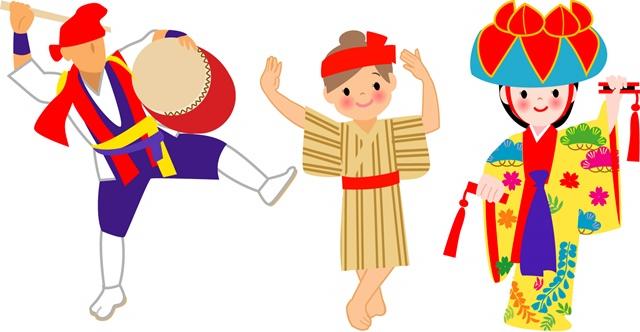 エイサーとは?沖縄の祭りの【衣装-太鼓-かっこいい曲】見どころは5